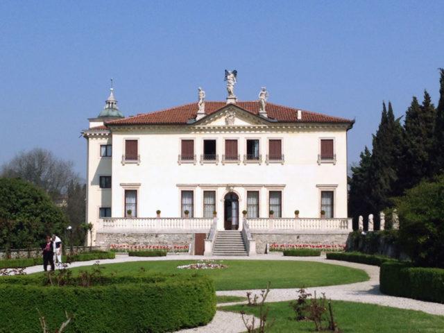 Valmarana parco e ingresso