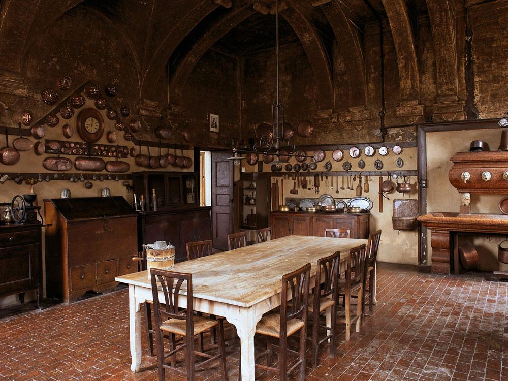Villa-Fracanzan-Piovene-cucina