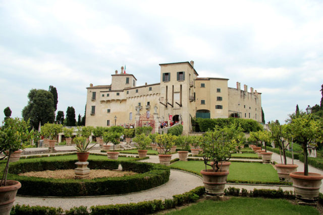 Castello Grimani Marcello Sorlini