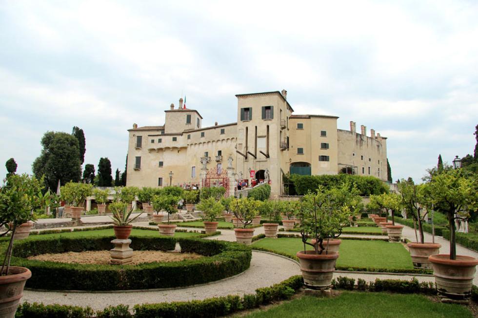 Castello Grimani Marcello Sorlini
