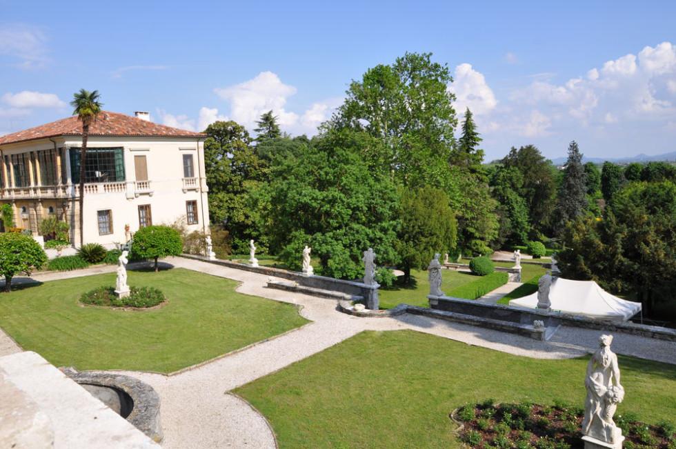 Villa Garzadori Da Schio