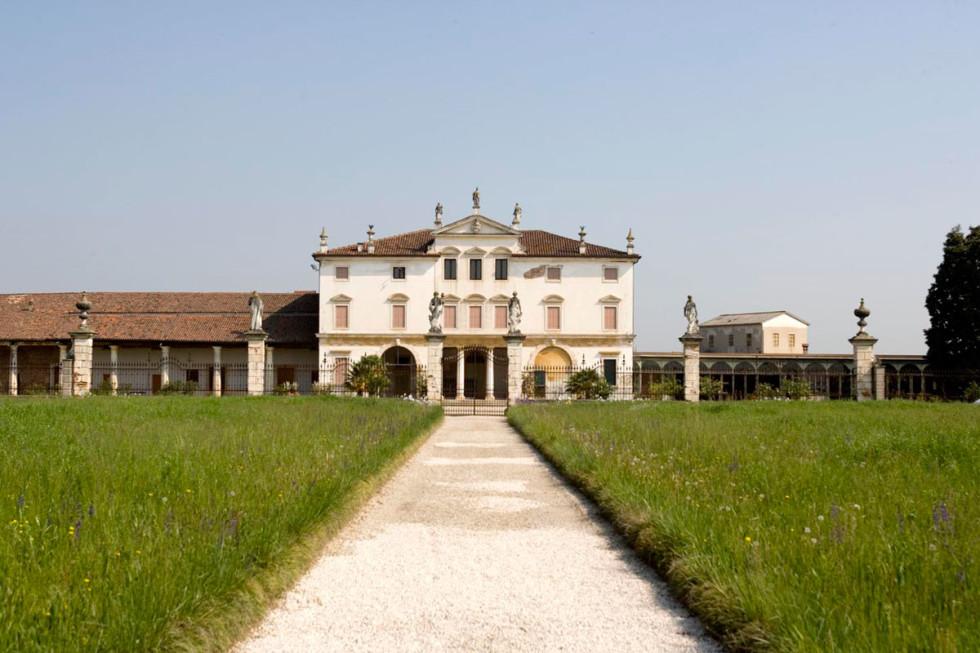 Villa Ghislanzoni del Barco Curti
