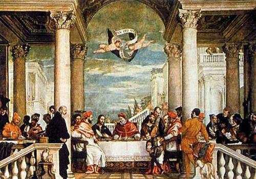 Cena San Gregorio