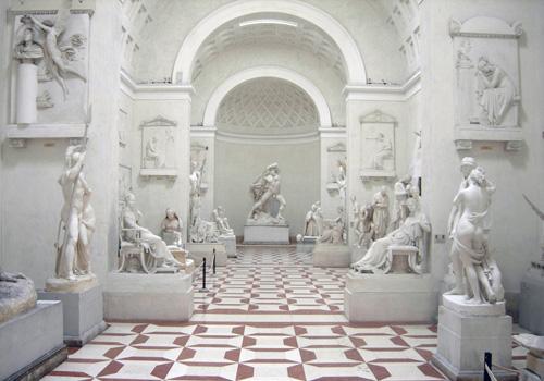 Gipsoteca di Antonio Canova